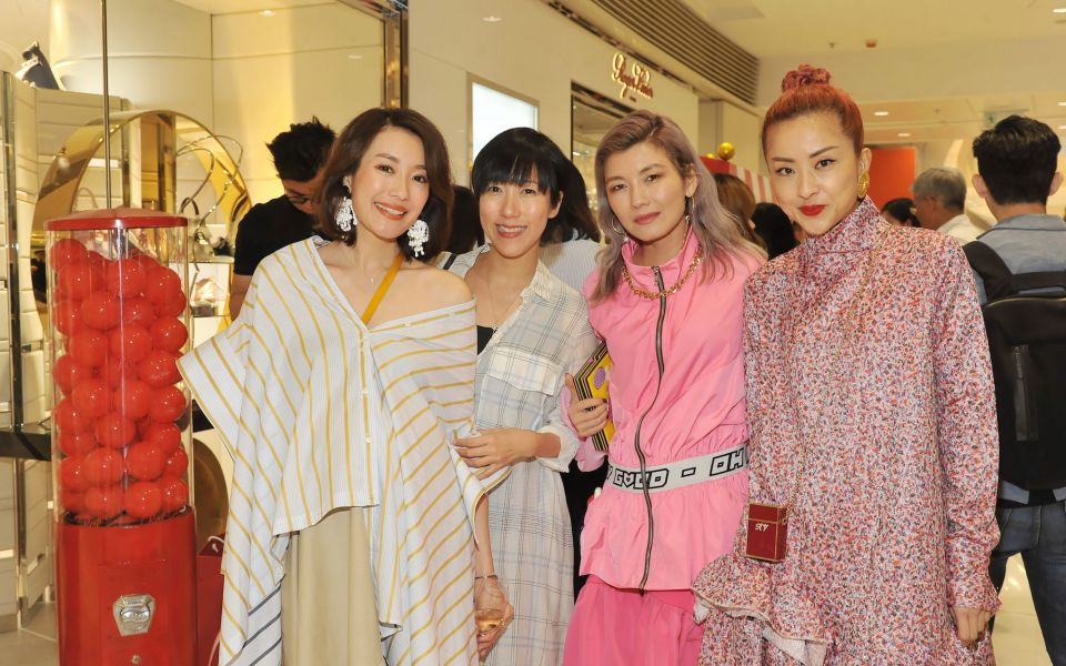 Nicola Cheung-Young, Denise Ho, Dorothy Hui, Hilary Tsui