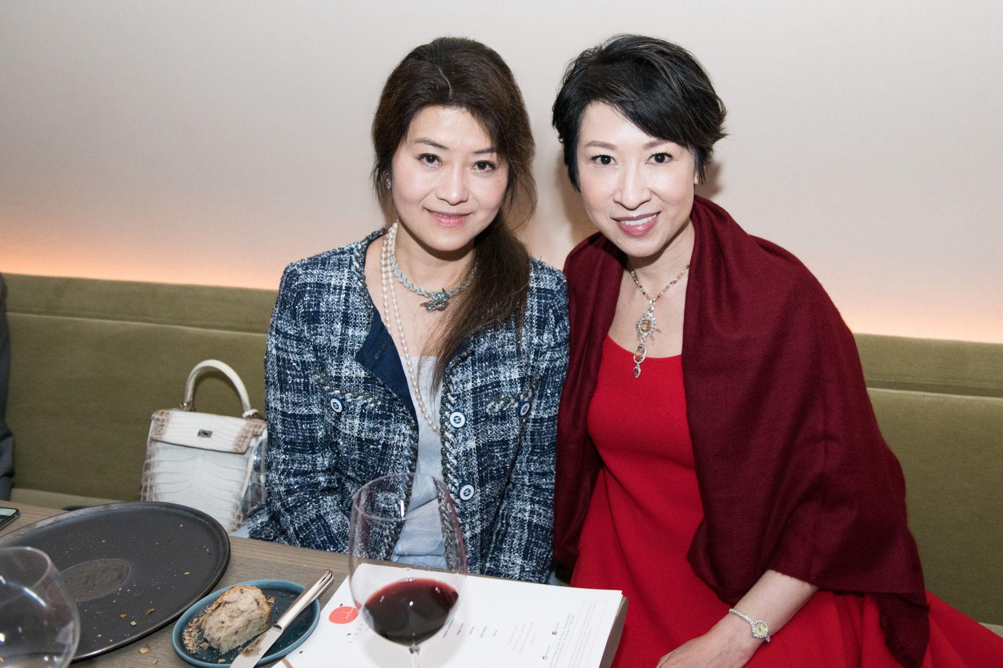 Cecilia Cheung, Michelle Ma
