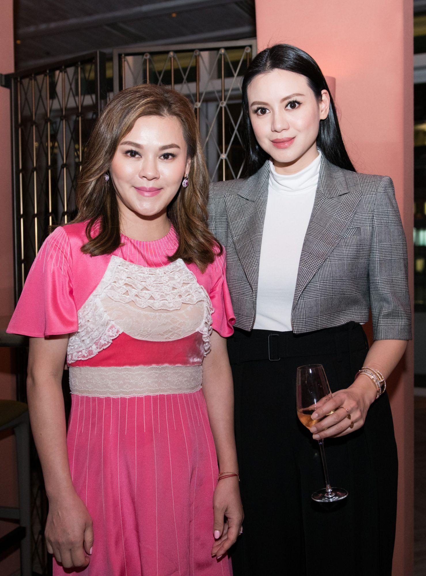 Clara Li, Emily Lam-Ho