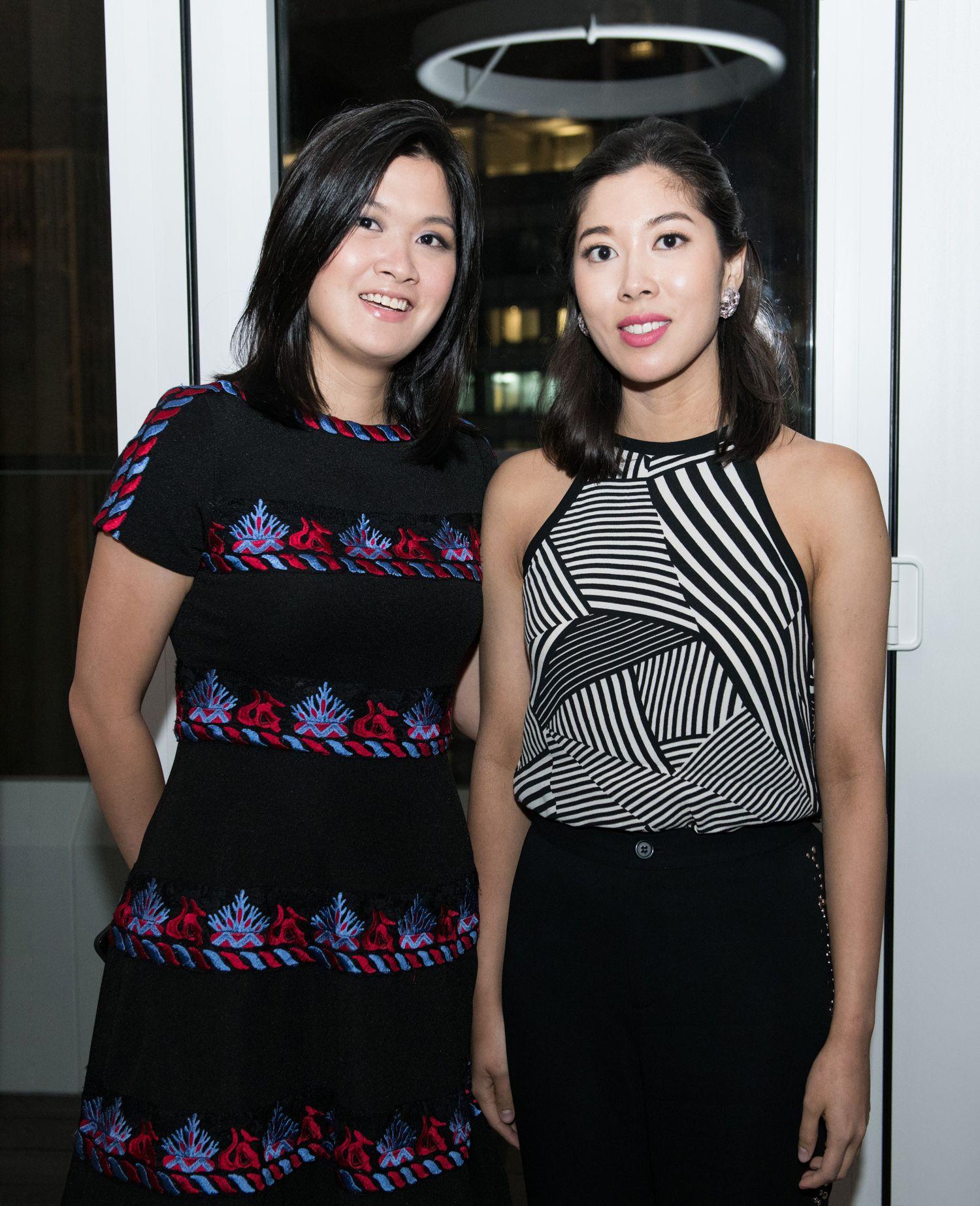 Jennifer Cheung, Amanda Cheung