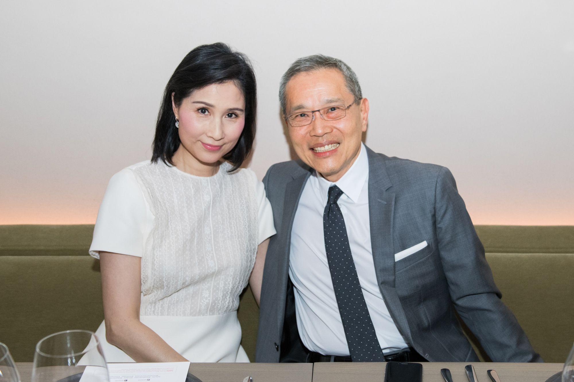 Louisa Cheng, Edward Cheng