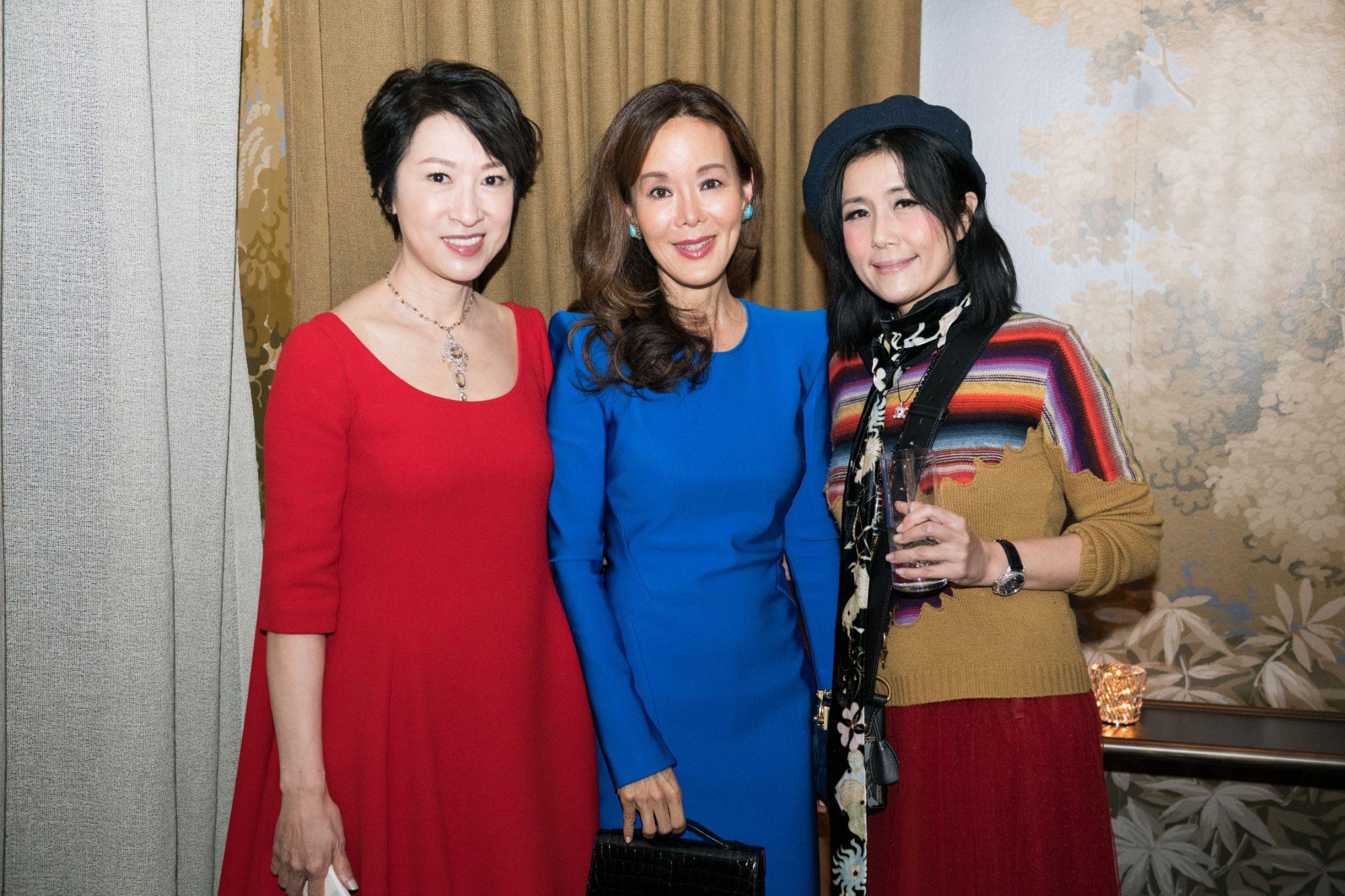Michelle Ma, Jacqueline Leung, Denise Lo