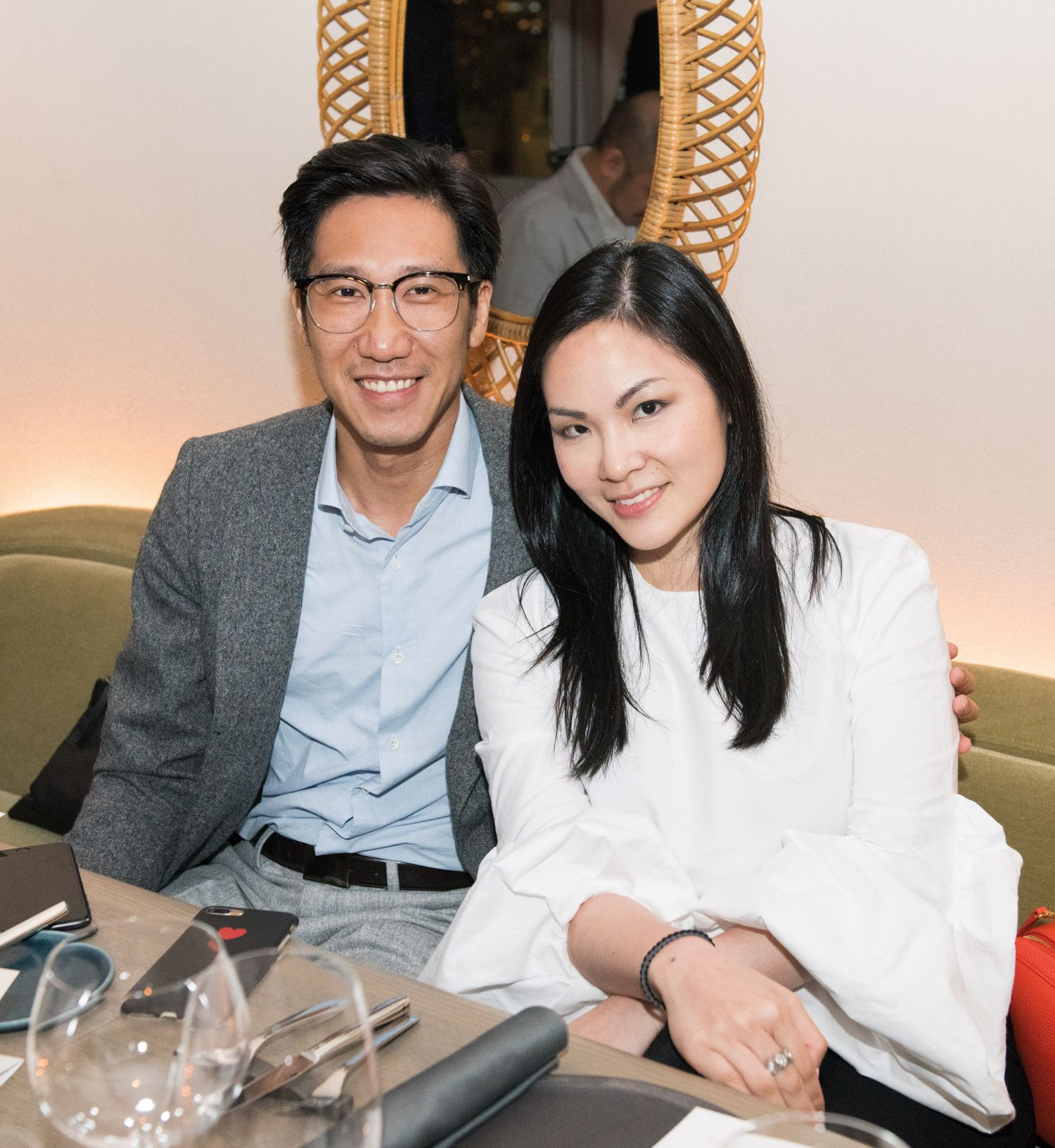 Robert Chan, Jaclyn Tsang