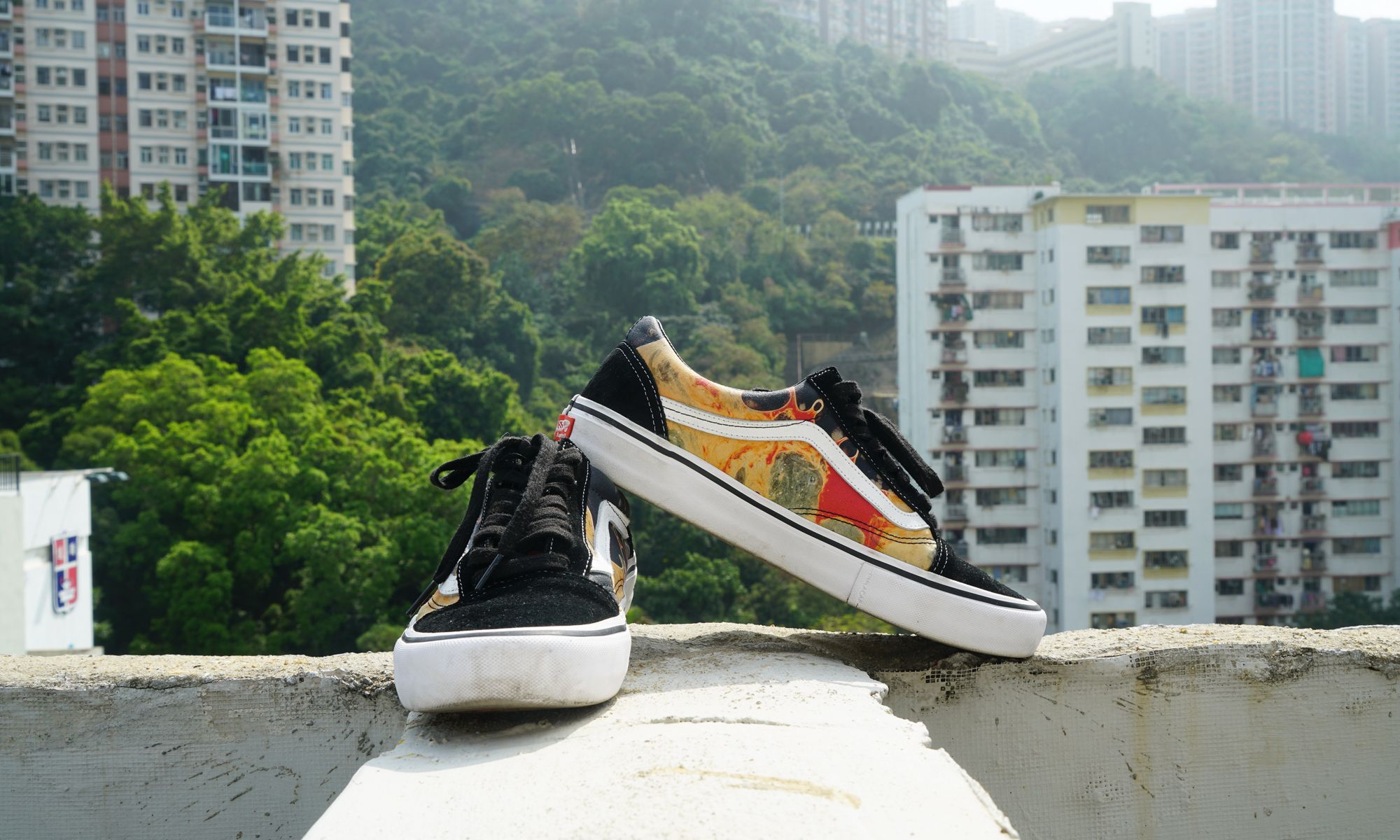 Supreme x Vans Old Skool