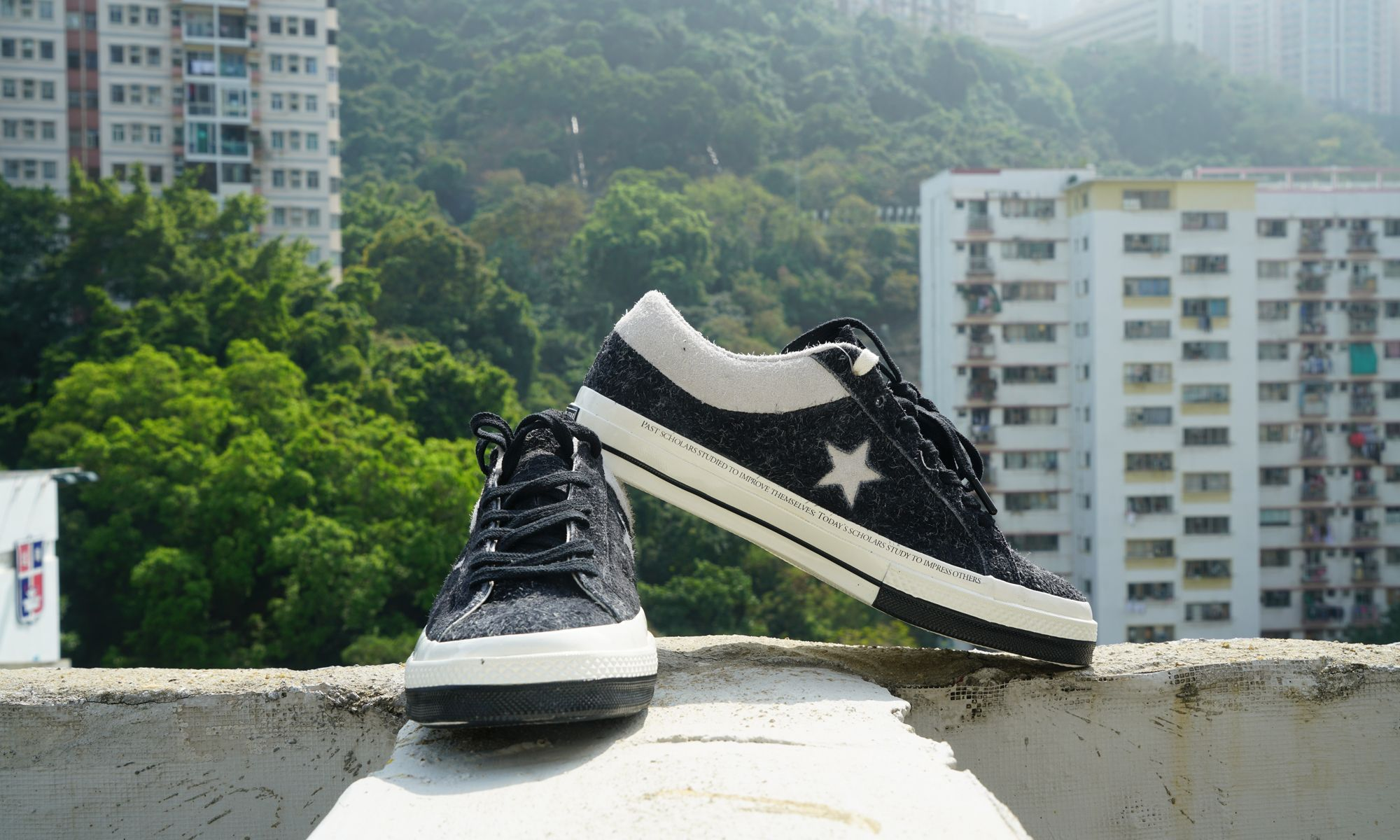 CLOT x Converse One Star