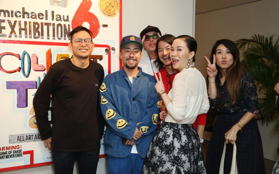 Alex Yeung, Kevin Poon, Prodip Leung, Michael Lau, Florance Yip, Amy Kawamura