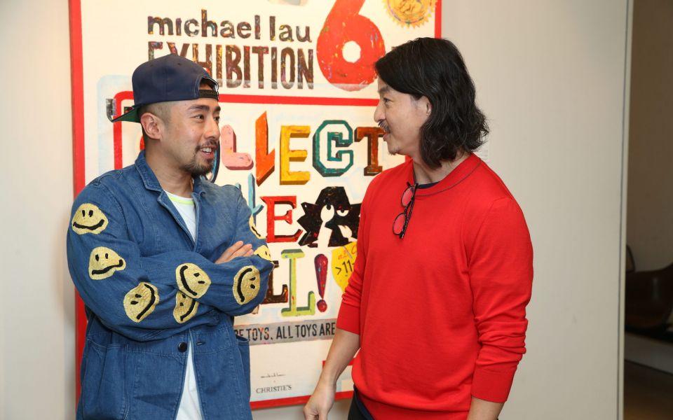 Kevin Poon, Michael Lau