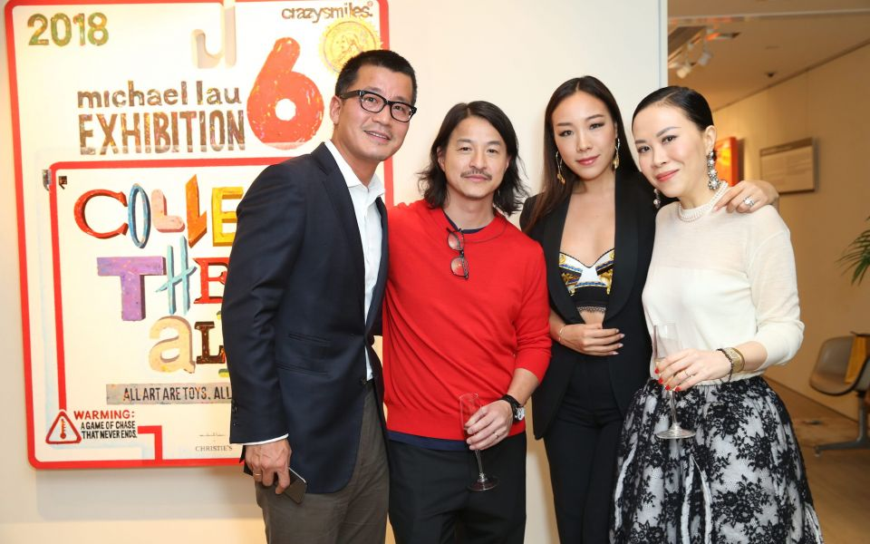 William Zhao, Michael Lau, Feiping Chang, Florance Yip