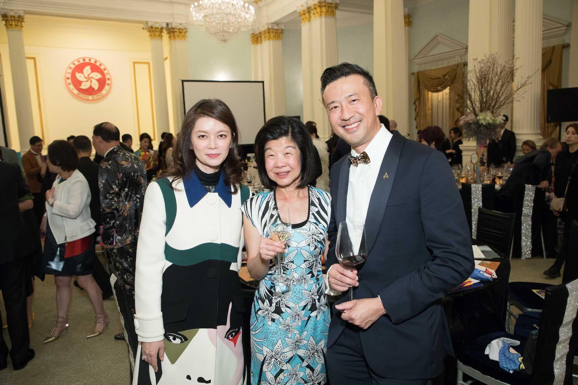 Alice Yu, Lisa Tang, Bryant Lu