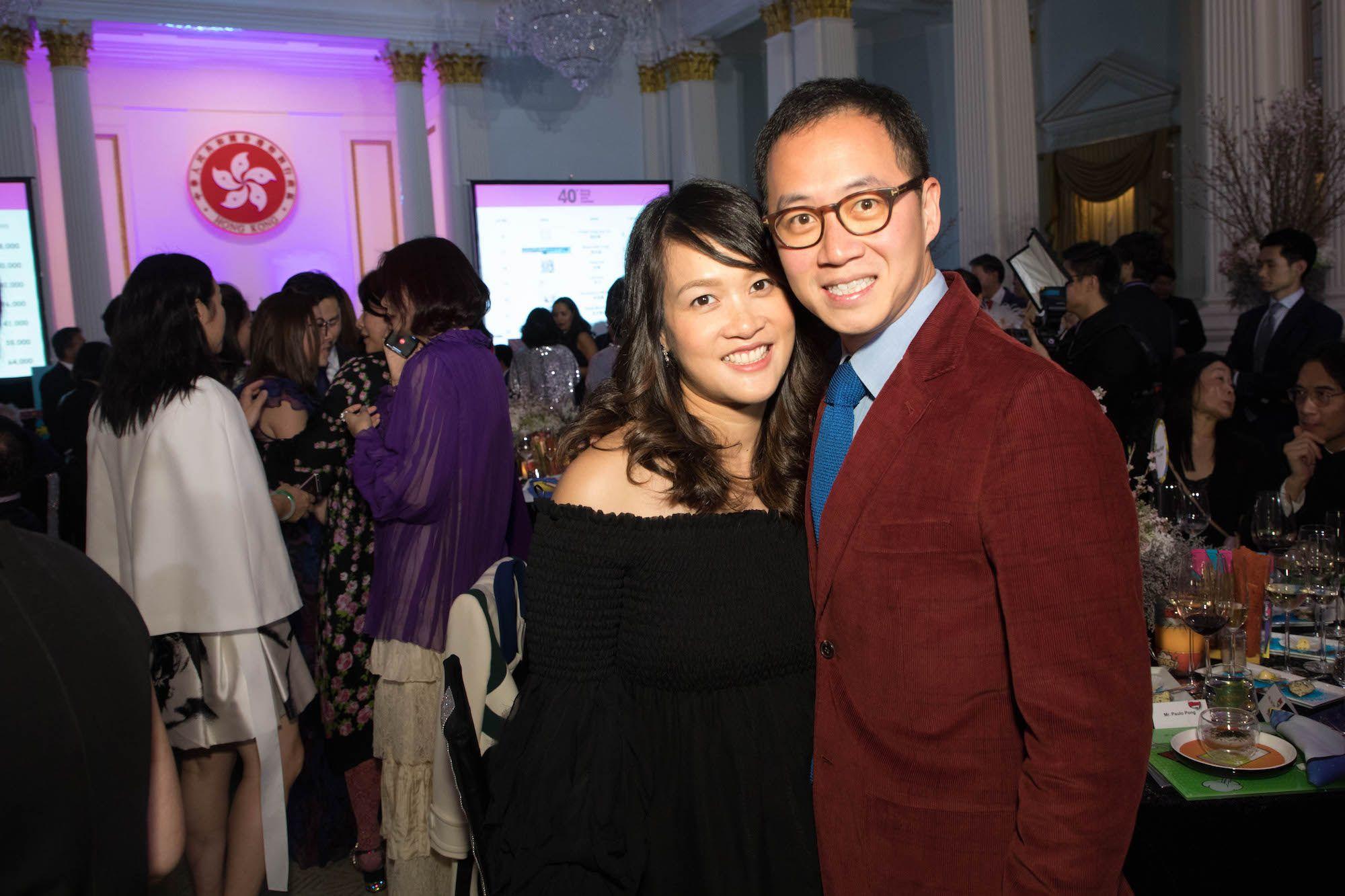 Sonia Cheng, Paulo Pong