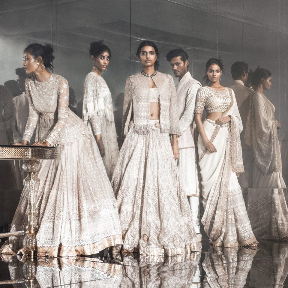 Indian Fashion Designer Tarun Tahiliani S Fashion Success Indonesia Tatler