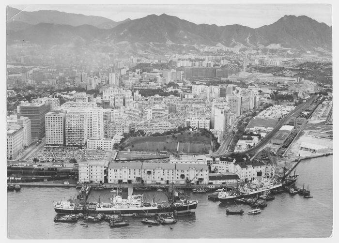 Holt's Wharf, 1910