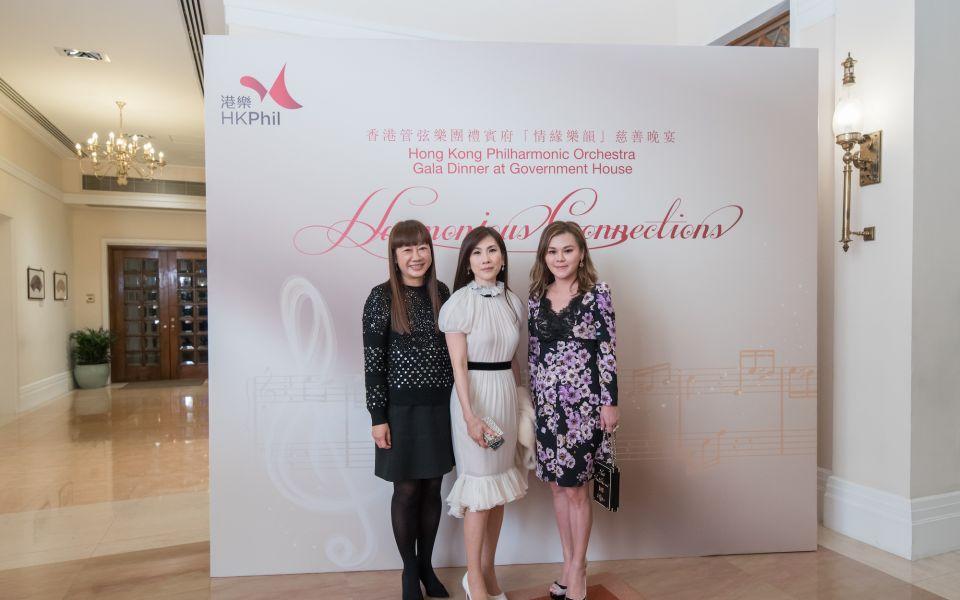 Jenny Tam, Ming Ho-Tang, Clara Li