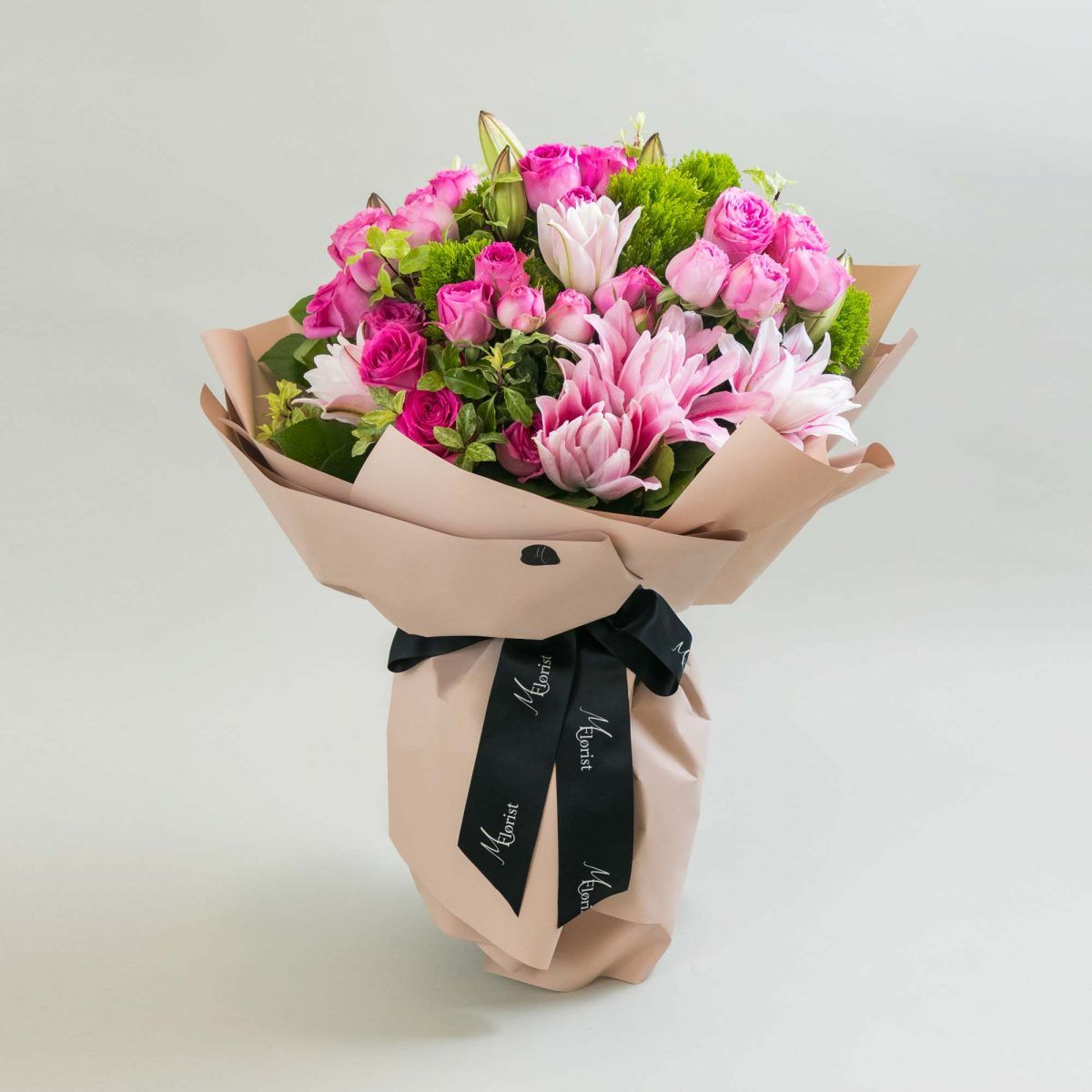5 beautiful mothers day bouquets to spoil your mum hong kong tatler between dreams with double lily spray roses and seasonal foliage available at m florist izmirmasajfo