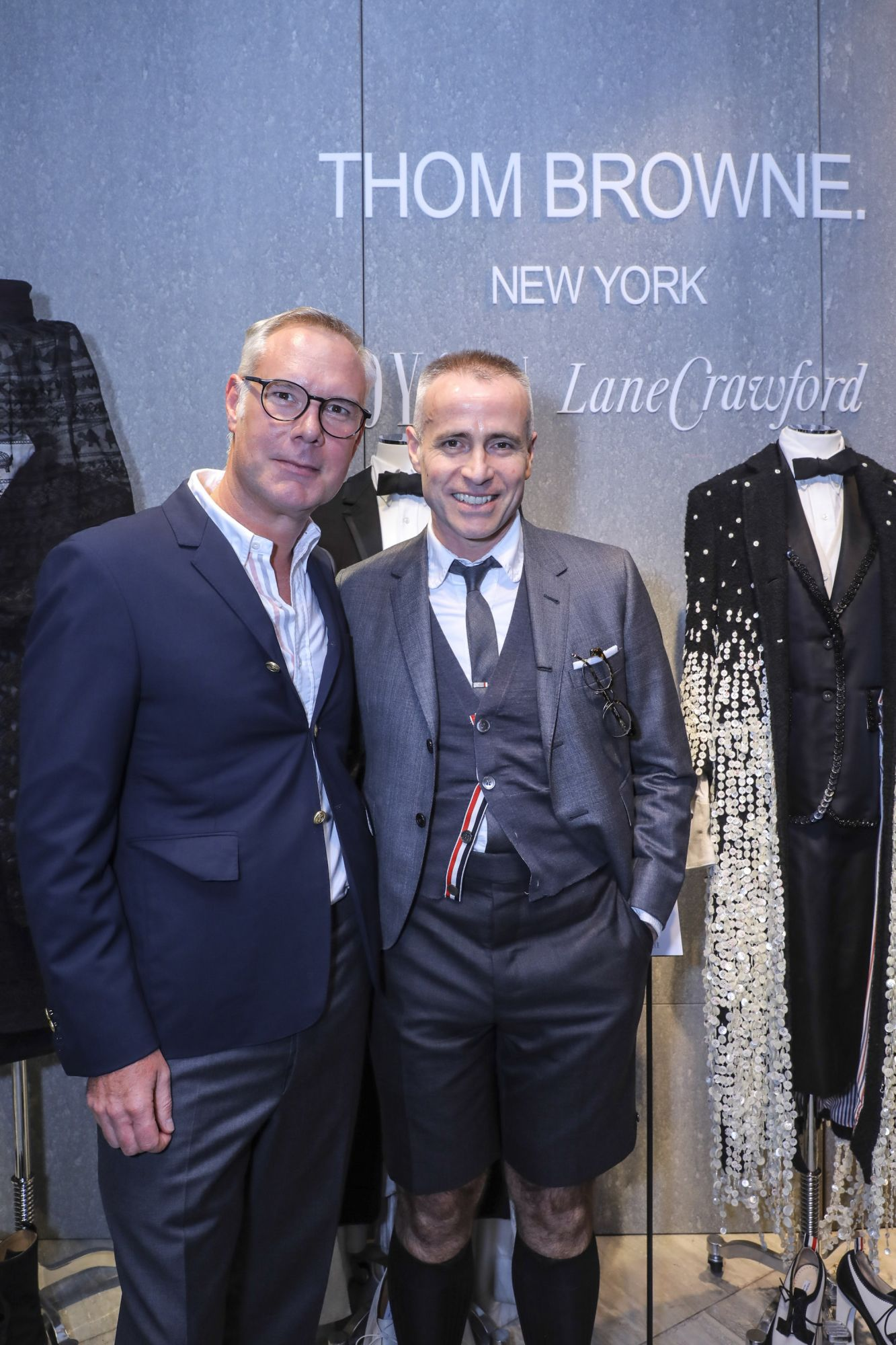 Andrew Keith, Thom Browne