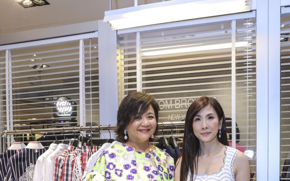Sue-Lynn Woo-Hwa, Ming Ho-Tang