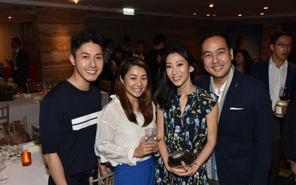 Edwin Pun, Jenny Pun, Candice Chan, Leonard Chao