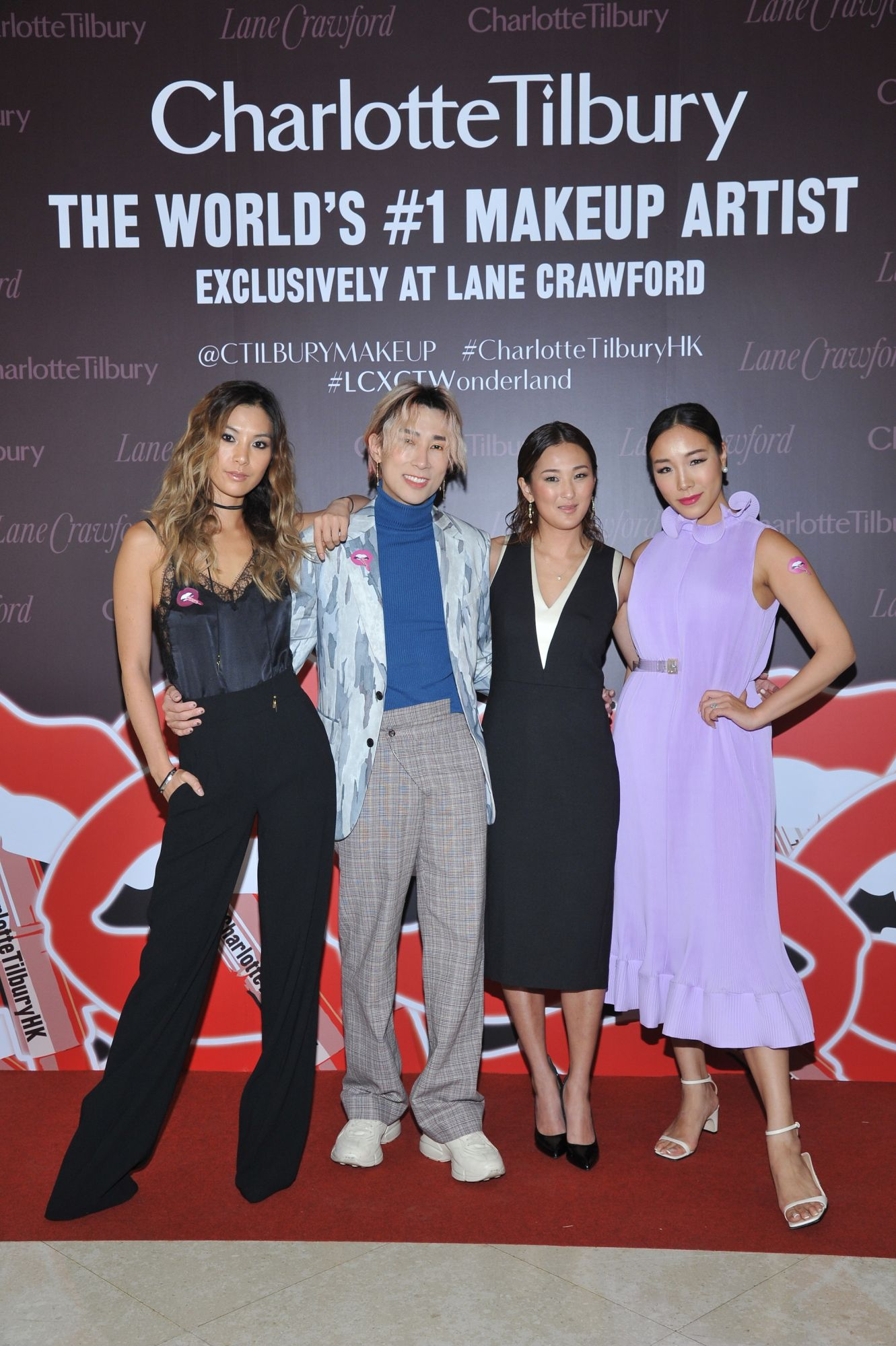 Alison Chan-El Azar, Ma Yao, Antonia Li, Feiping Chang