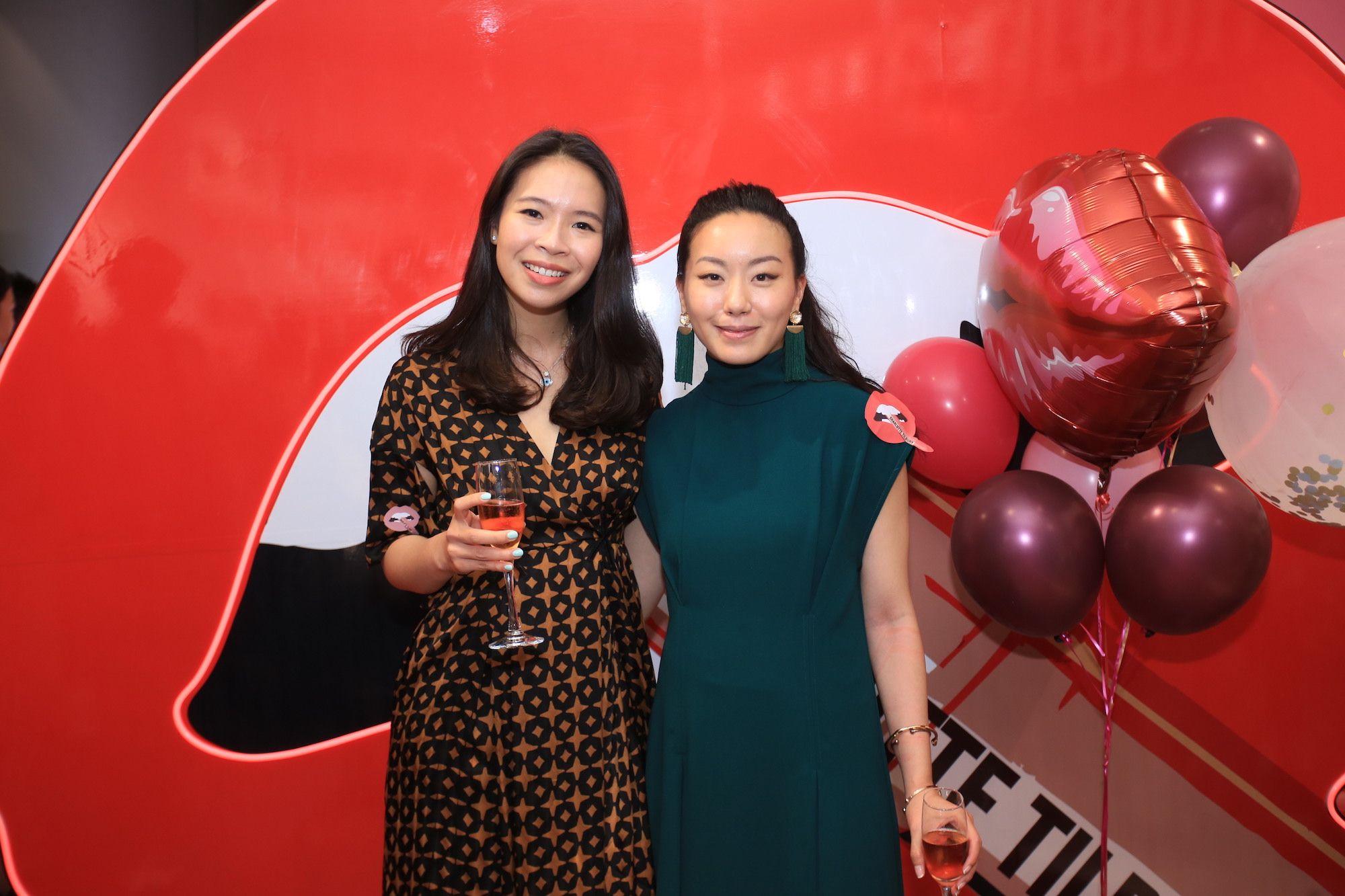 Vickie Li, Ruth Chao