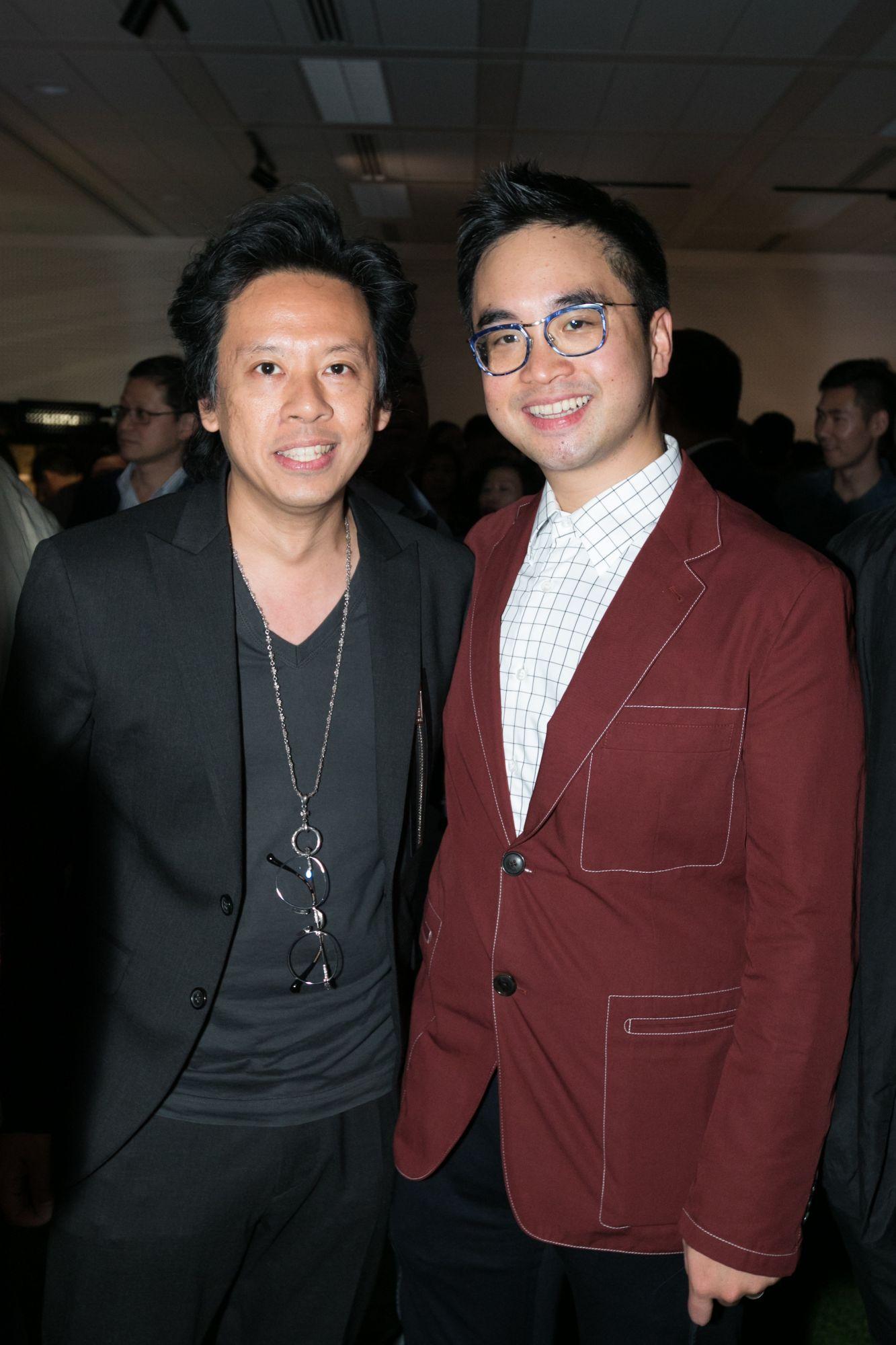 David Kung, Adrian Cheng