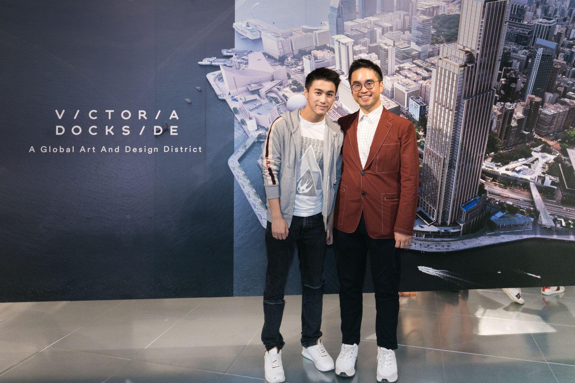 Mario Ho, Adrian Cheng