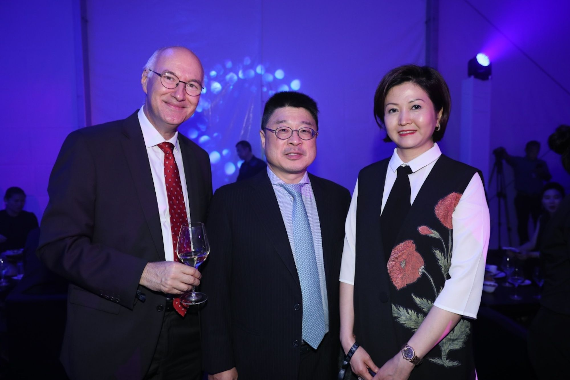 Eric Berti, Paul Lau, Leta Lau