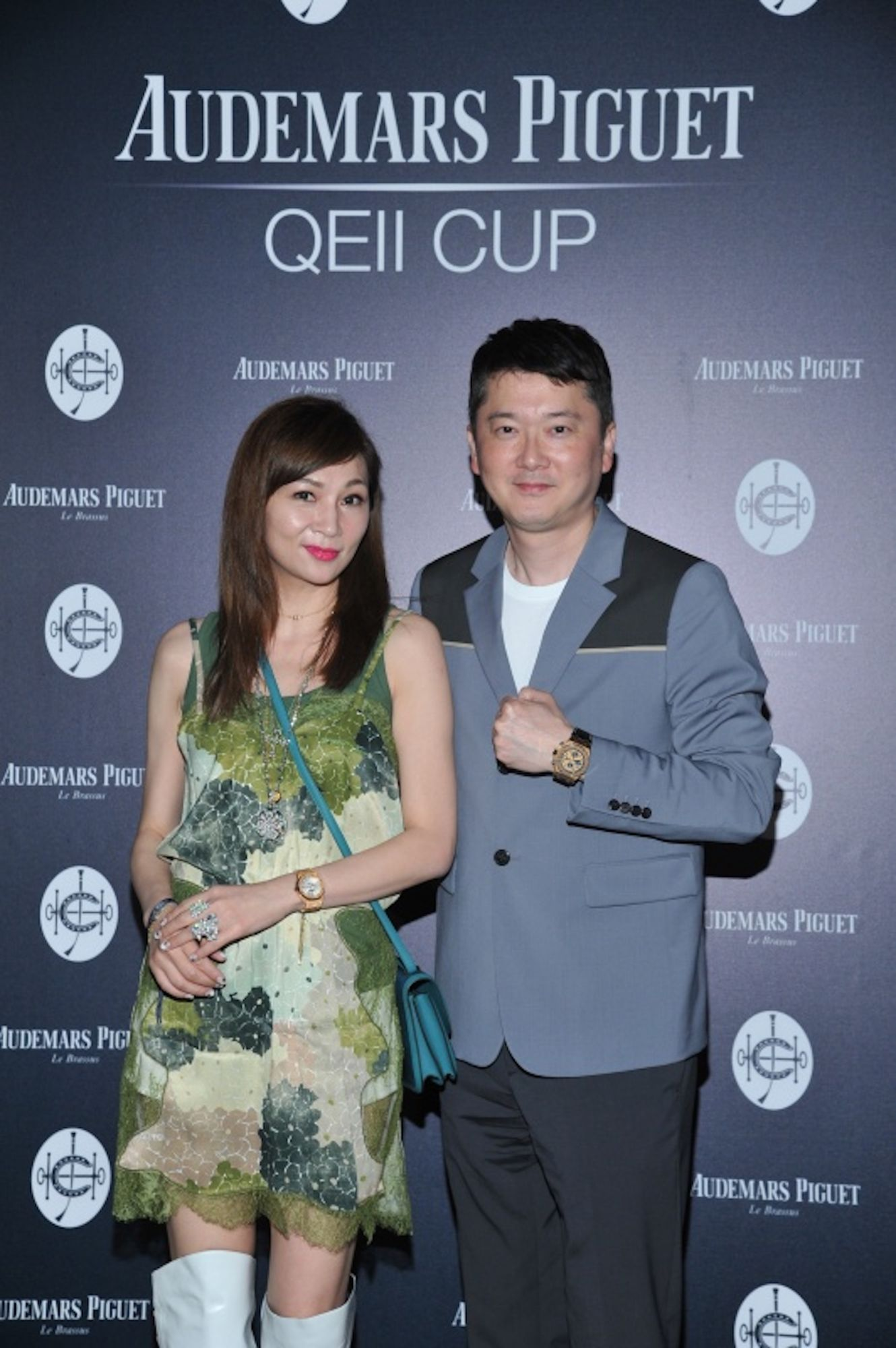 Margaret Yau, Jeffrey Yau