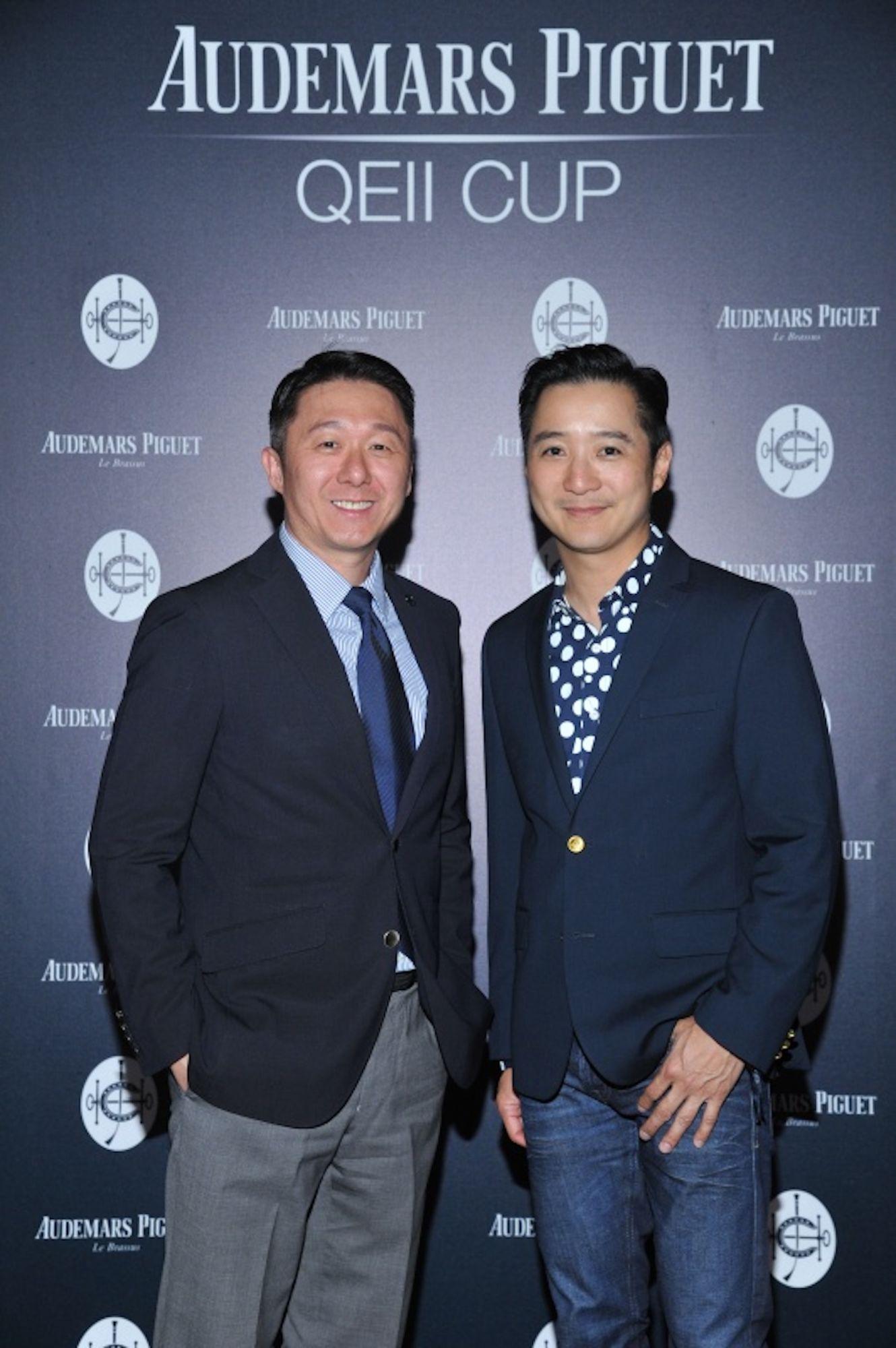 Simon Chan, Leslie Tang