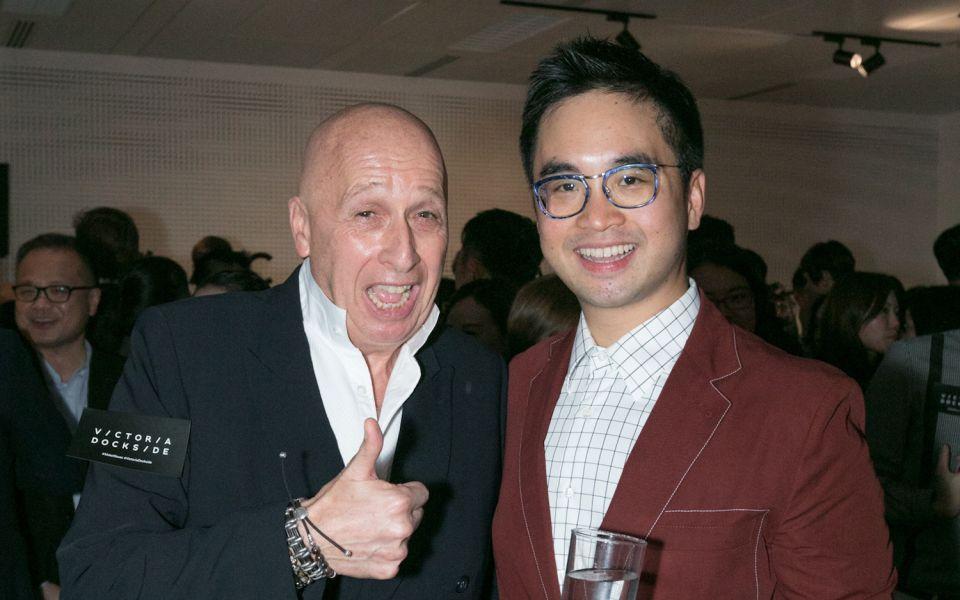 Allan Zeman, Adrian Cheng
