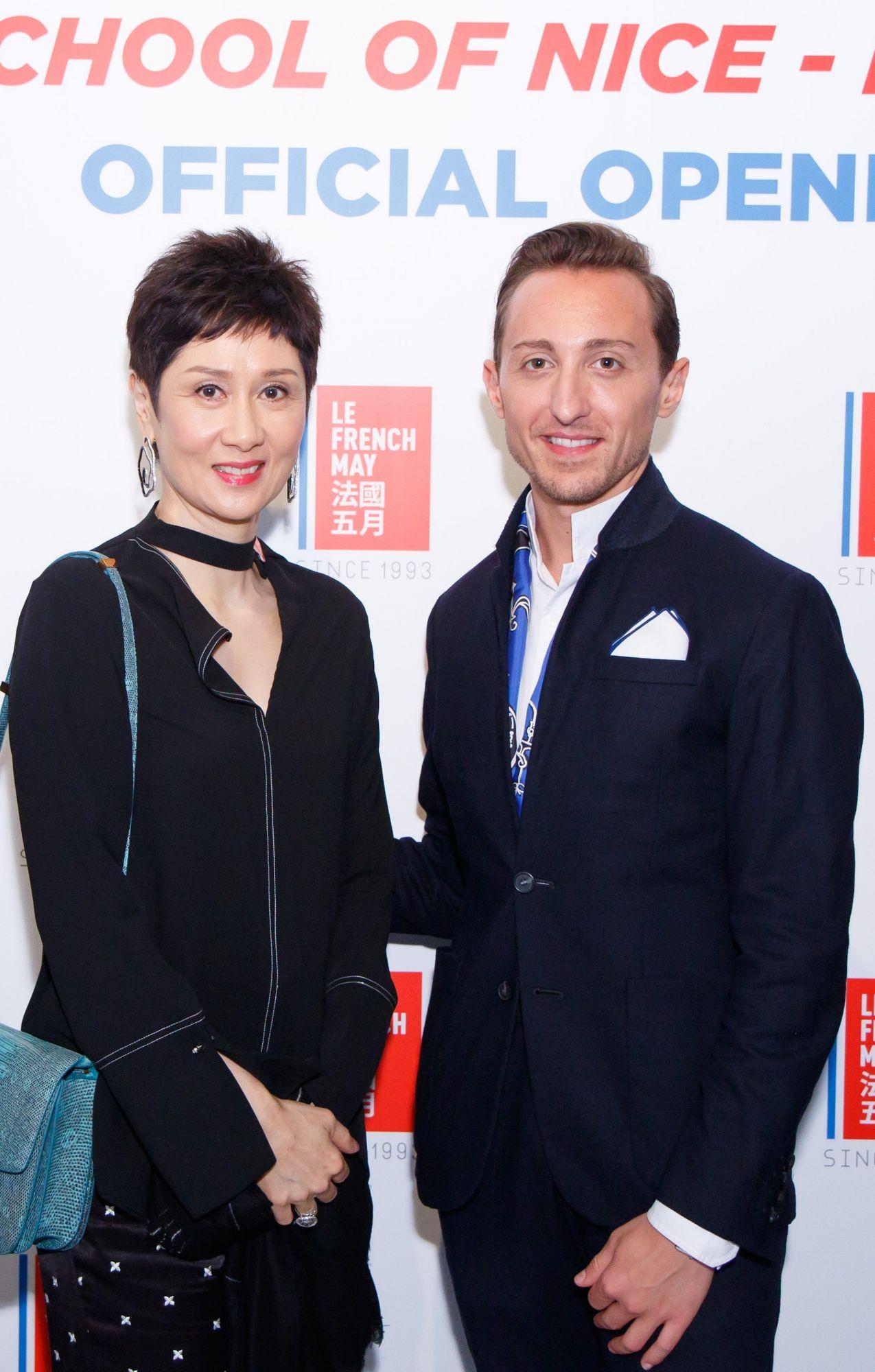Michelle Ong, Julien-Loïc Garin