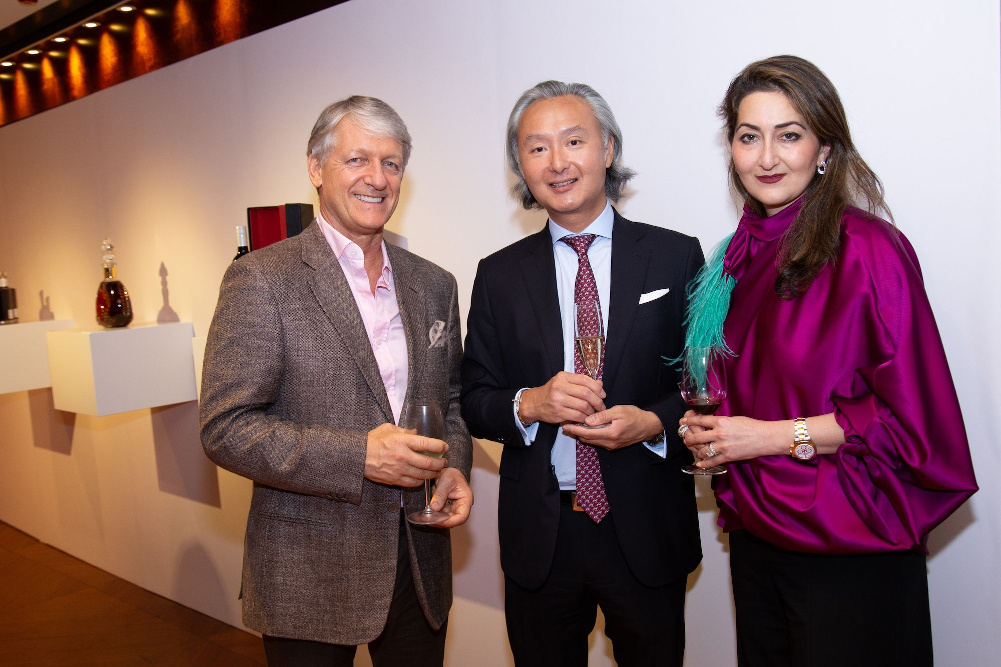 John Williamson, Chechung Chang, Yas Montashari-Chang