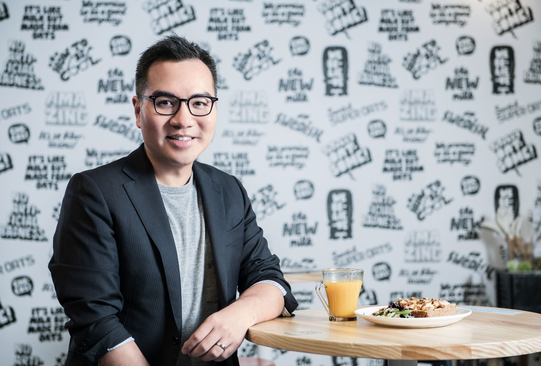 Less Is More: David Yeung Of Green Monday