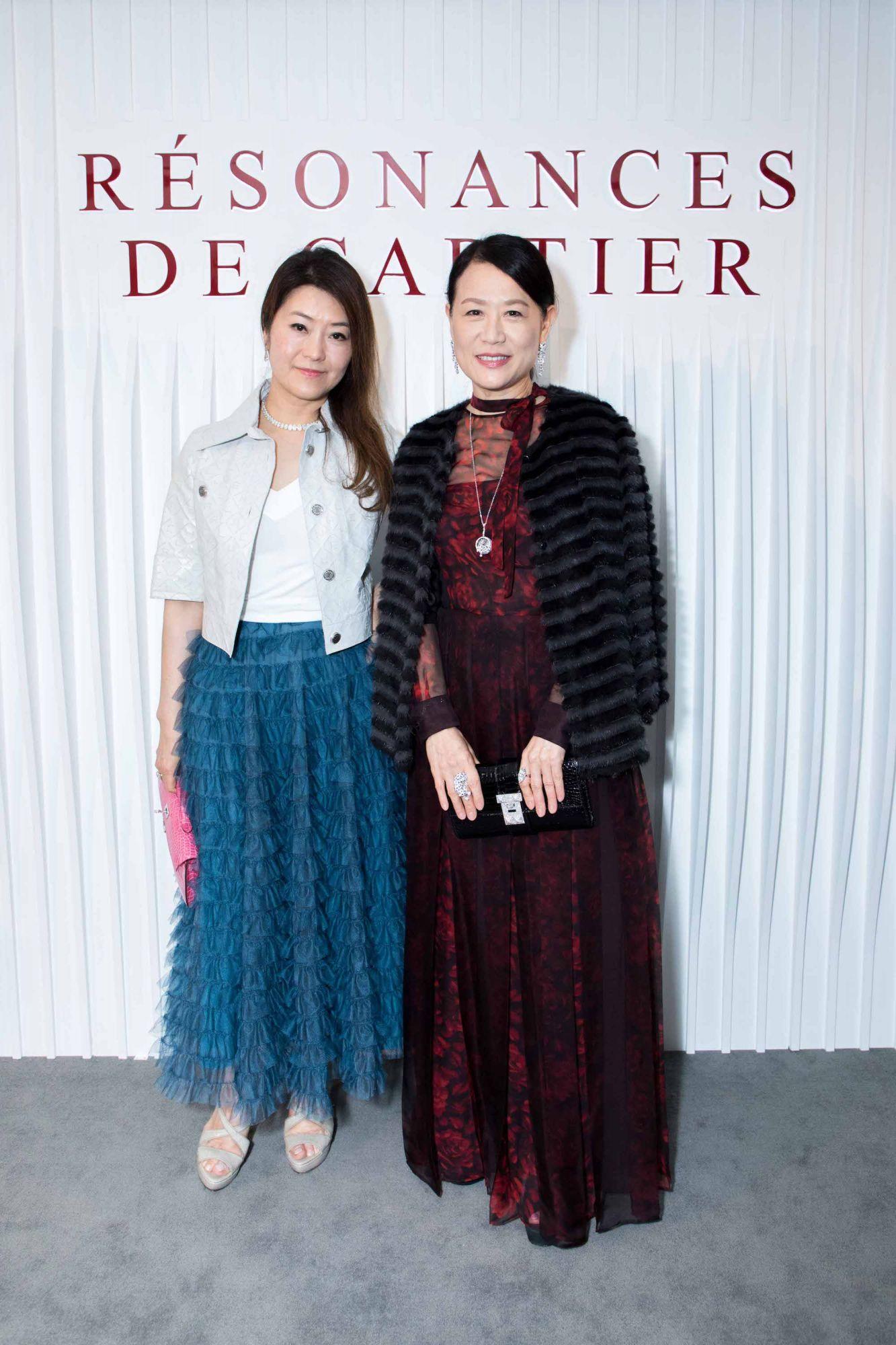 Cecilia Cheung, Linda Lau