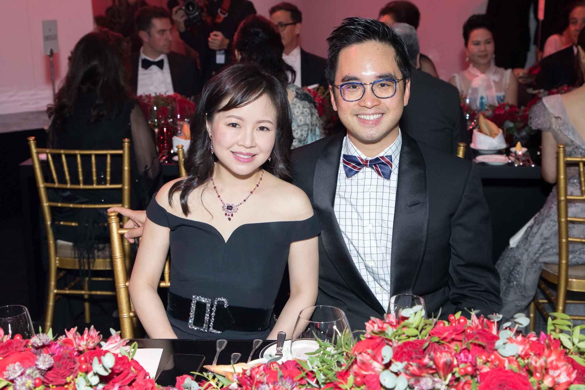 Jennifer Cheng, Adrian Cheng