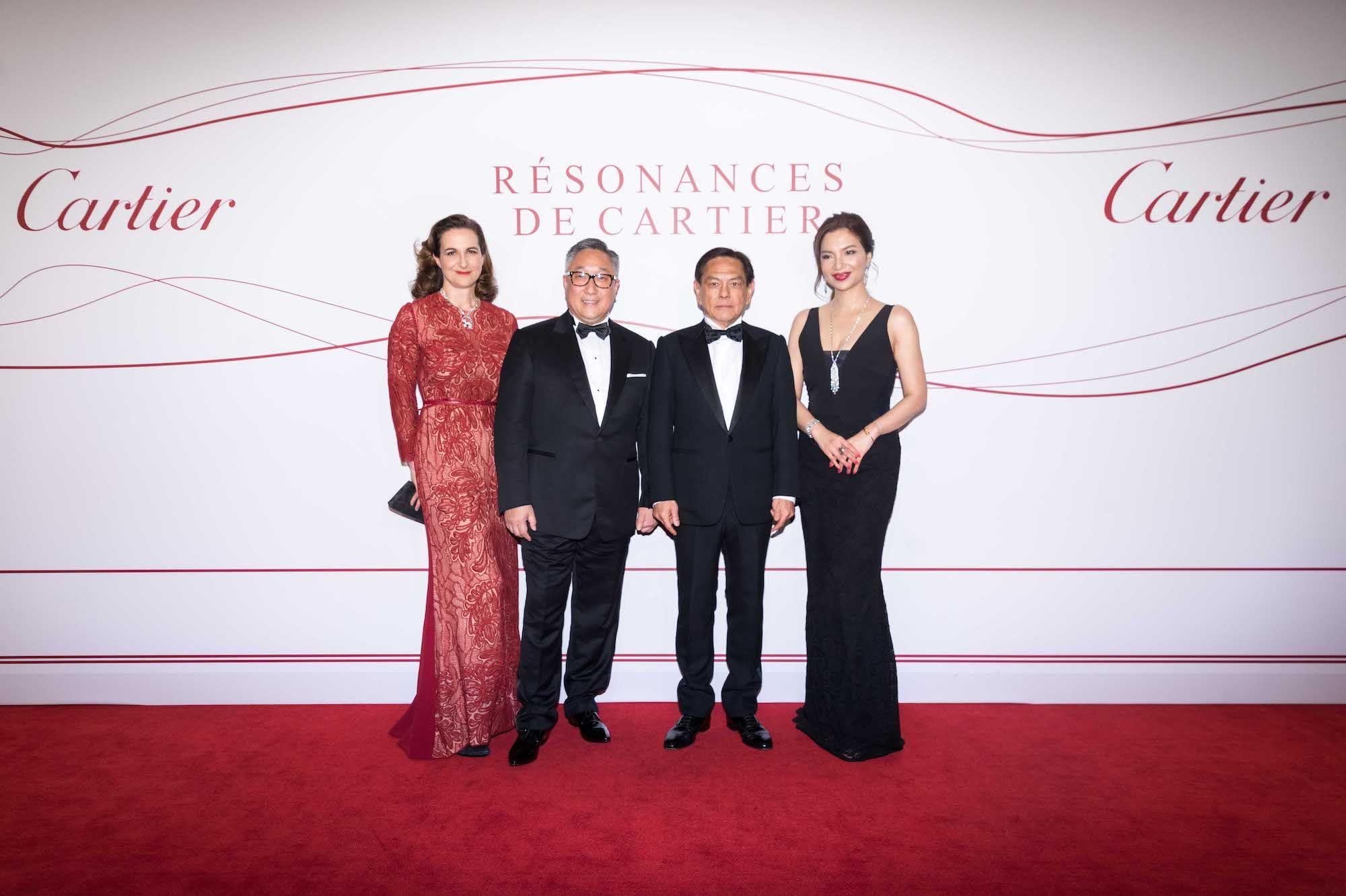 Chloe Jay, Nigel Luk, Charles Ho, Peggy Hu