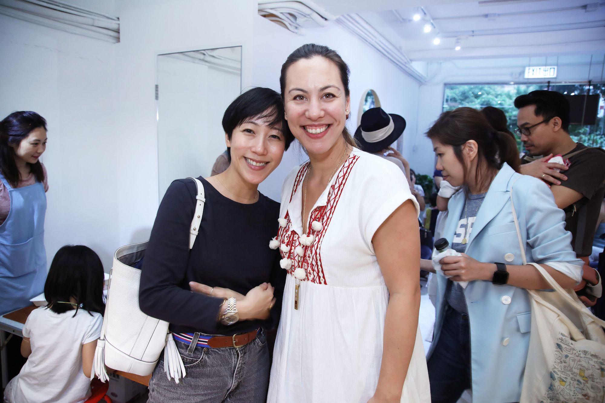 Denise Ho, Jeanine Hsu
