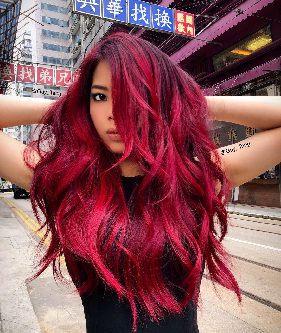 King Of Balayage: Guy Tang On The Latest Hair Colour Trends ...
