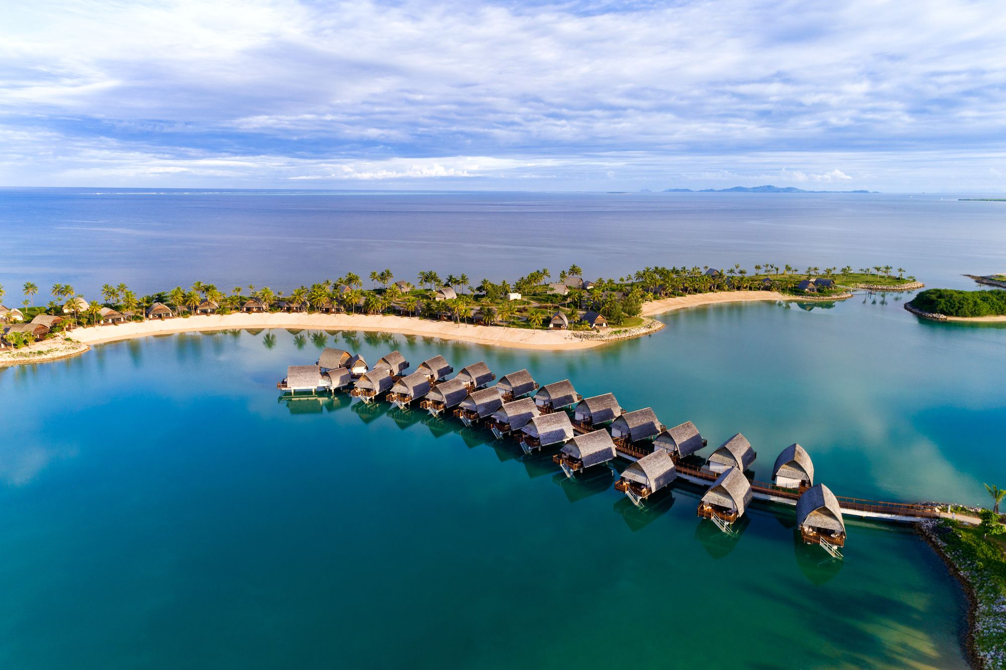 Where To Find Overwater Bungalows In Breathtaking Fiji
