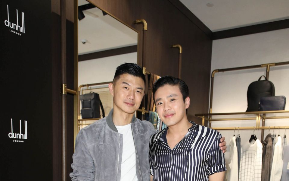 Walter Hau, Jonathan Cheung