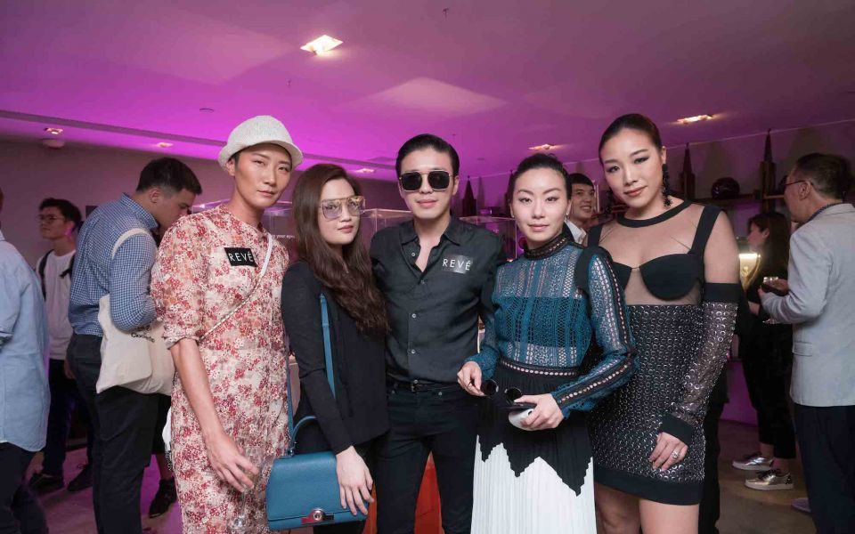 Leslie Sun, Queenie Rosita Law, Jonathan Cheung, Ruth Chao, Feiping Chang