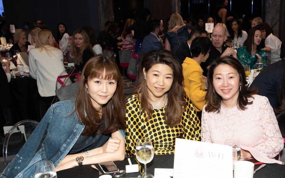 Helena Pong, Viola Cheong, Winnie Chan