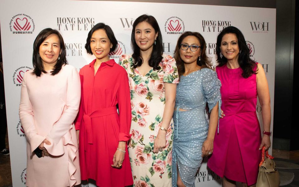 Jennifer Wang-Fang, Ann Cha, Leigh Tung-Chou, Sharie Ross-Tse, Mahnaz Lee