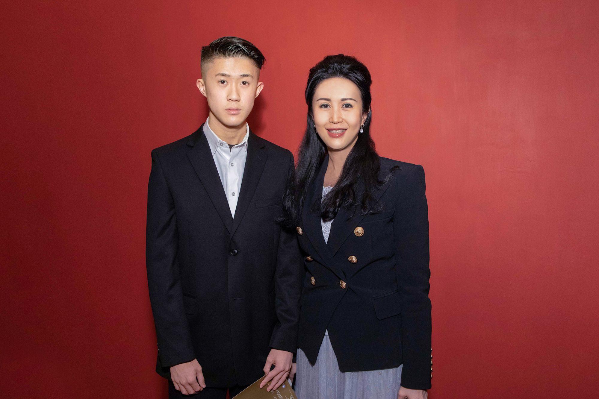 Edward Lam, Lianne Lam