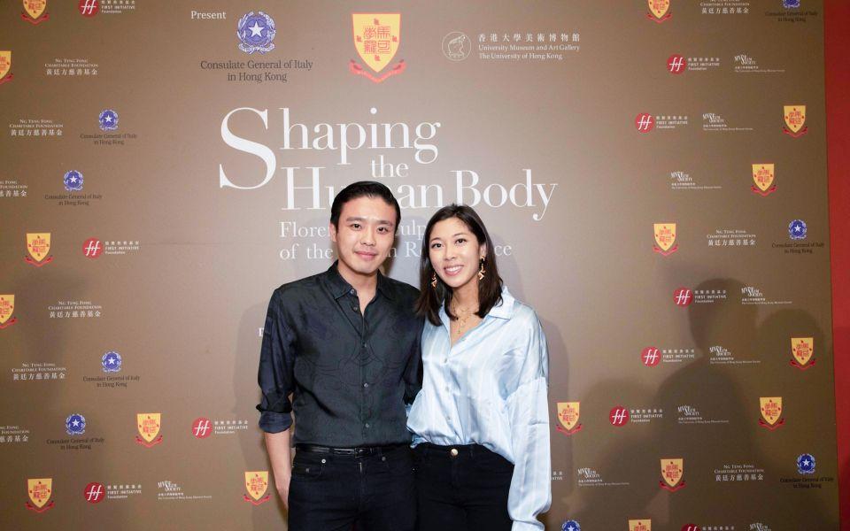 Jonathan Cheung, Amanda Cheung