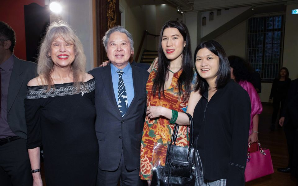 Paulette Ho, George Ho, Chloe Ho, Jennifer Cheung