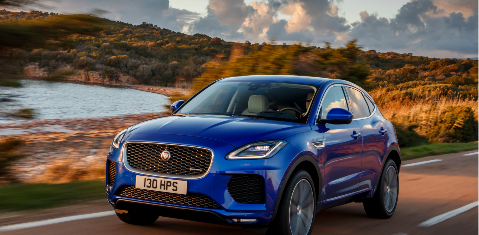In Pictures: The New Jaguar E-Pace | Hong Kong Tatler