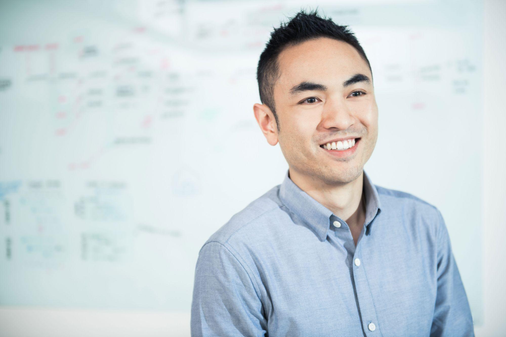 Meet the Tribe: Aaron Lee