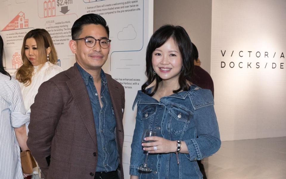 Ivan Pun, Jennifer Cheng