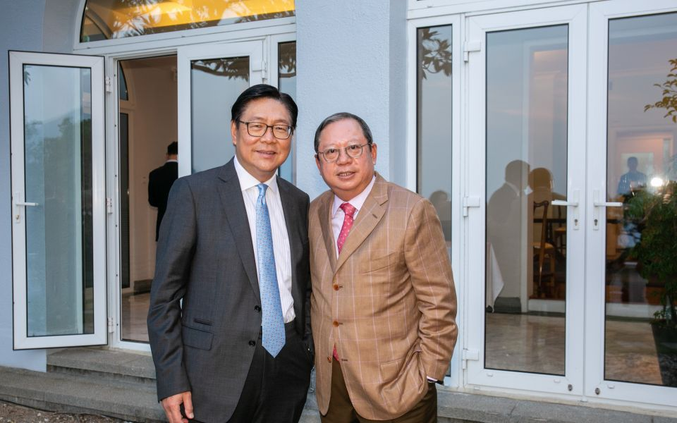 Frederick Ma, Peter Lam