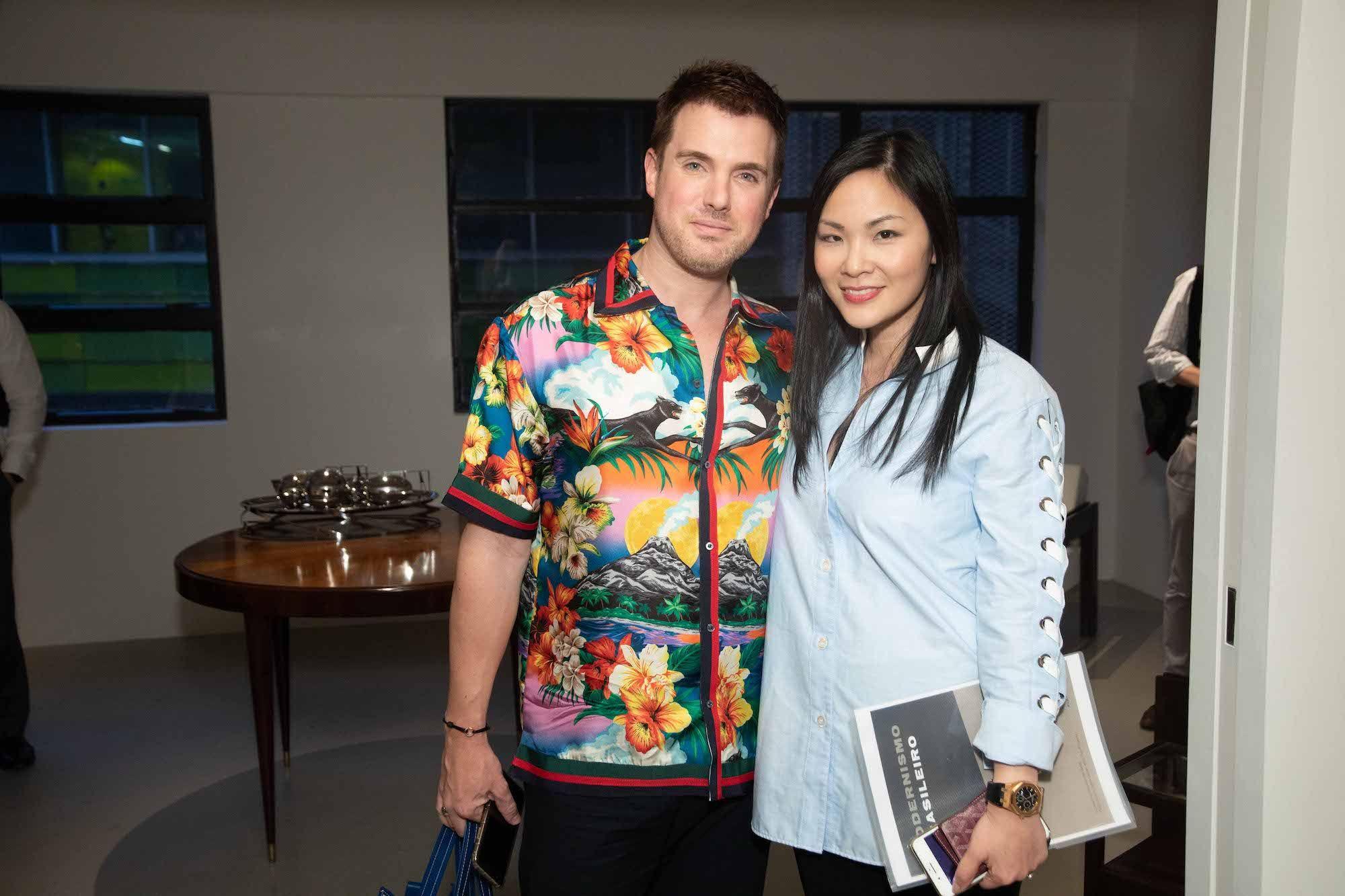 Nick Troedson, Jaclyn Tsang